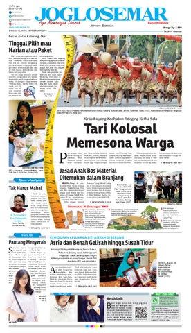 E paper 19 februari 2017 by PT Joglosemar Prima Media - issuu a35052591a