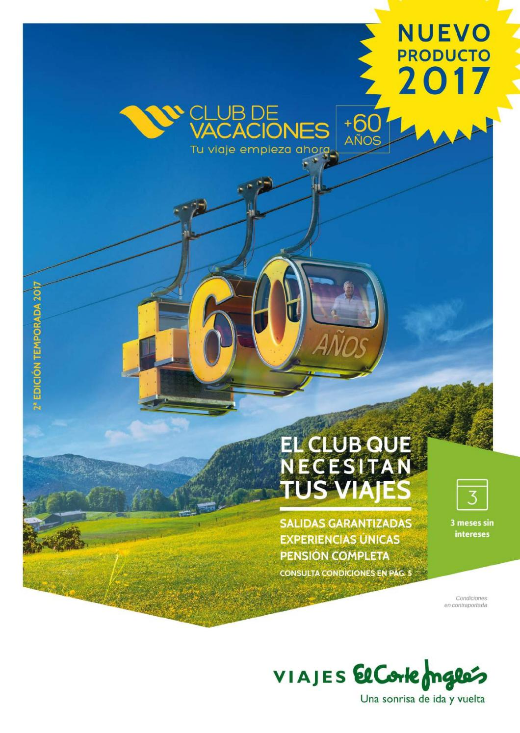 Catalogosviajes.com Mayores 60 El Corte Ingles by Catálogosdeviajes - issuu