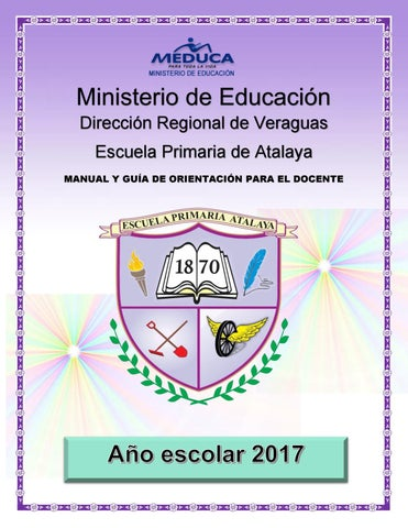Manual docente atalaya 2017 by Donaldo - Issuu