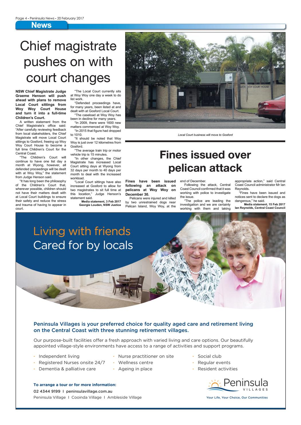 Peninsula News 413 by Mark Snell - issuu