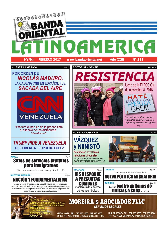 Banda Oriental febrero 2017 by Silvana Benitez - issuu