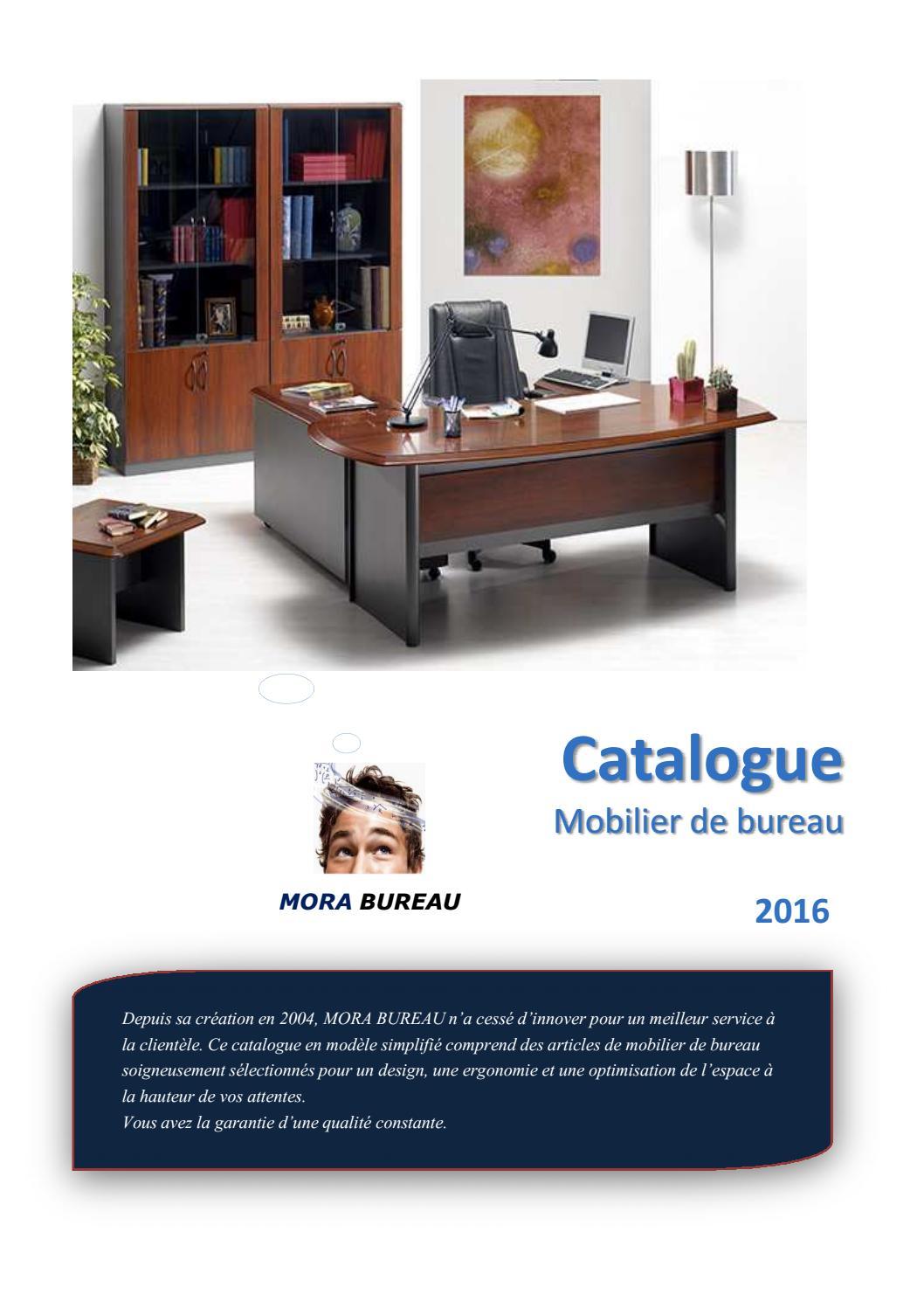 Catalogue mobilier mora bureau 2016 by mora bureau issuu - Mobilier de bureau montpellier ...