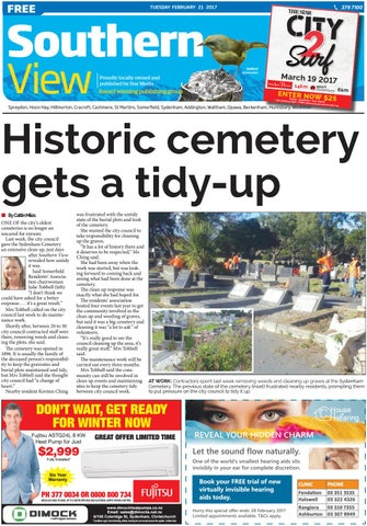 b60603a235 Southern View 21-02-17 by Local Newspapers - issuu
