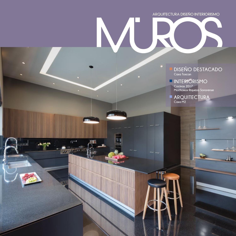 Edici n 27 revista muros arquitectura dise o interiorismo by revista muros la definici n de - Arquitectura y diseno ...