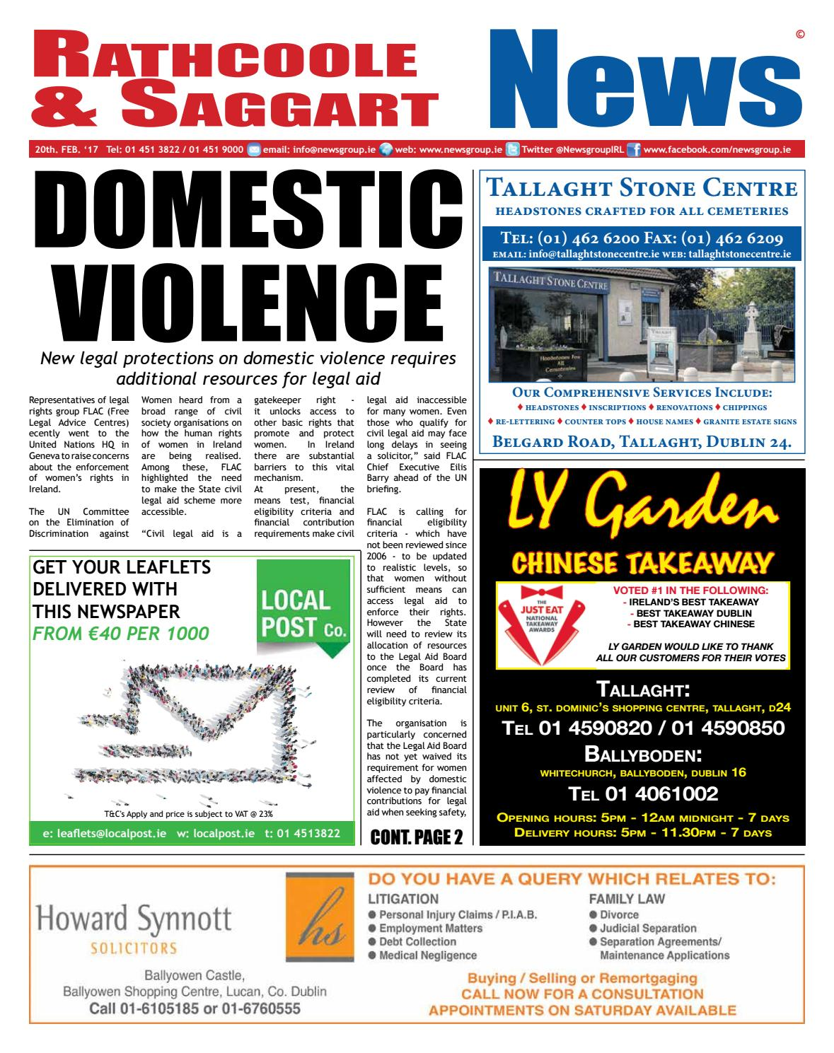 Rathcoole saggart news by newsgroup issuu solutioingenieria Images