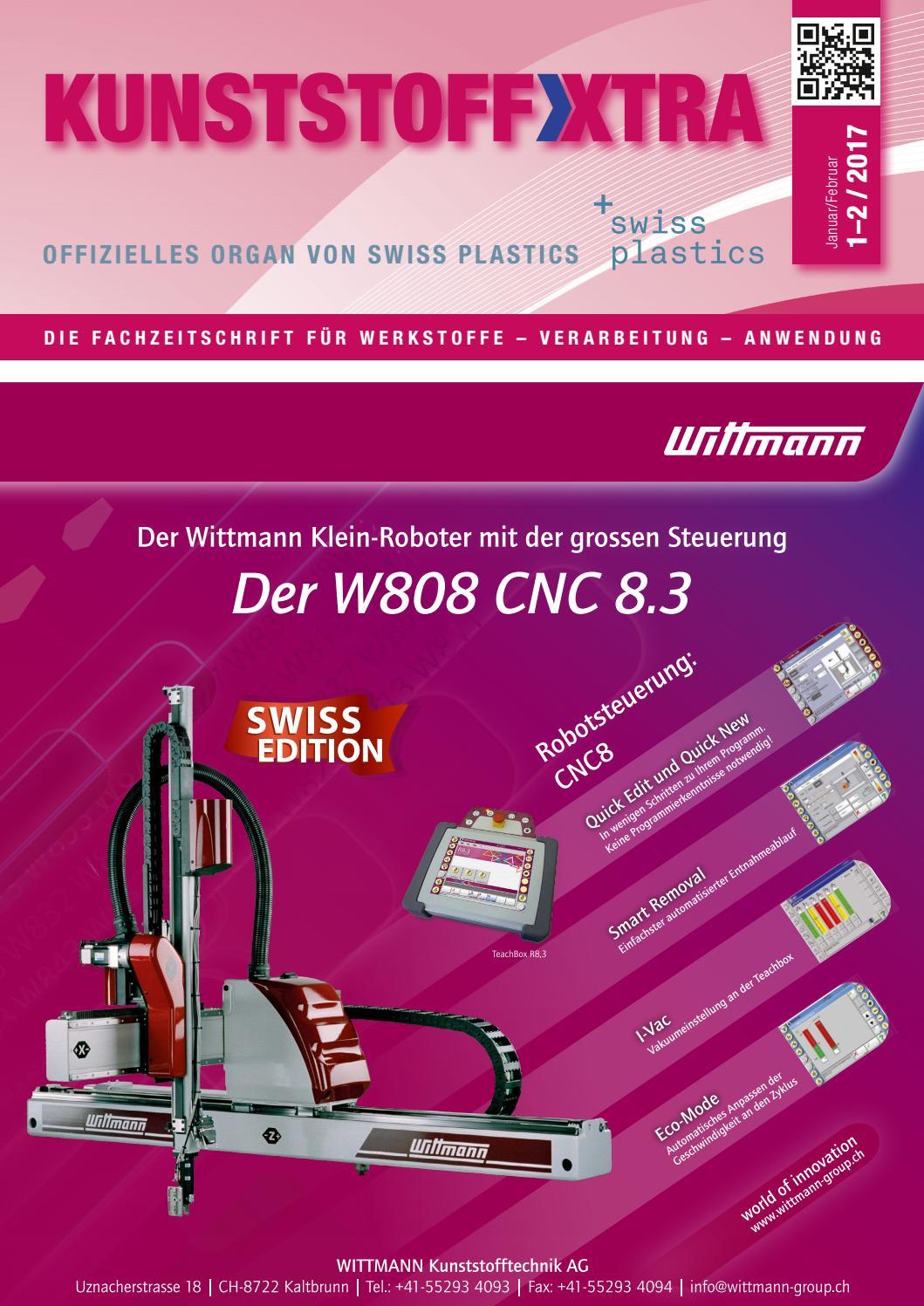 Kunststoffxtra 1 2 2017 by SIGWERB GmbH - issuu