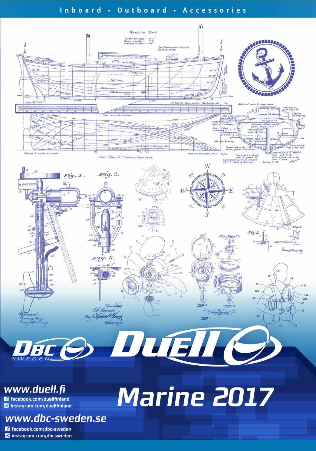 Duell Marine 2013 Kuvasto By Bike Center Oy Issuu 1w3w Leds Smd 35351 Pc