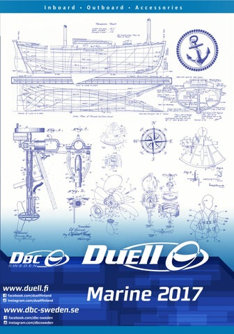Marine 2017 part1 by Duell Bike-Center Oy - issuu 7c08107100