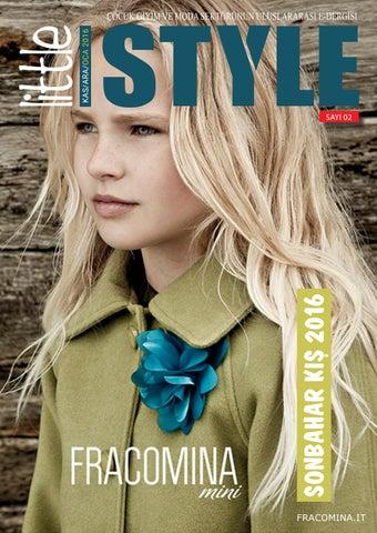 fc0db285c7363 Little Style Dergisi | ÇOCUK.MODA.TREND. / KASIM/ARALIK/OCAK 2017 #2 ...