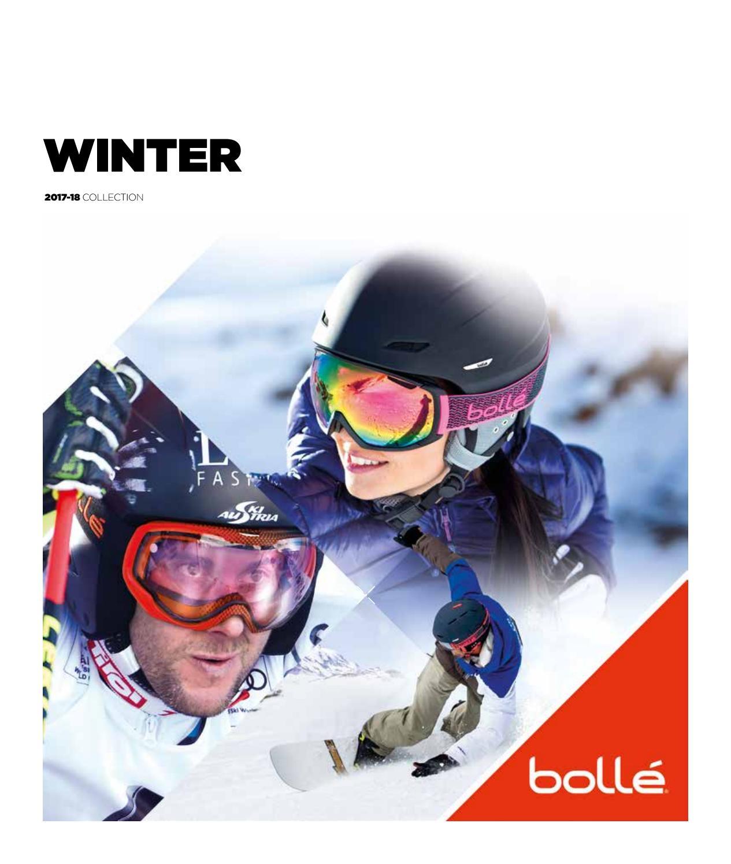 2017 2018 bollé lyžiarske okuliare prilby by Peter Ciprus - issuu 01b6d0108a1