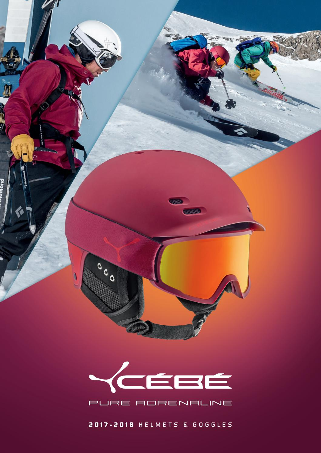 new york hot sale buy 2017 2018 cébé lyžiarske okuliare prilby(1) by Peter Ciprus ...