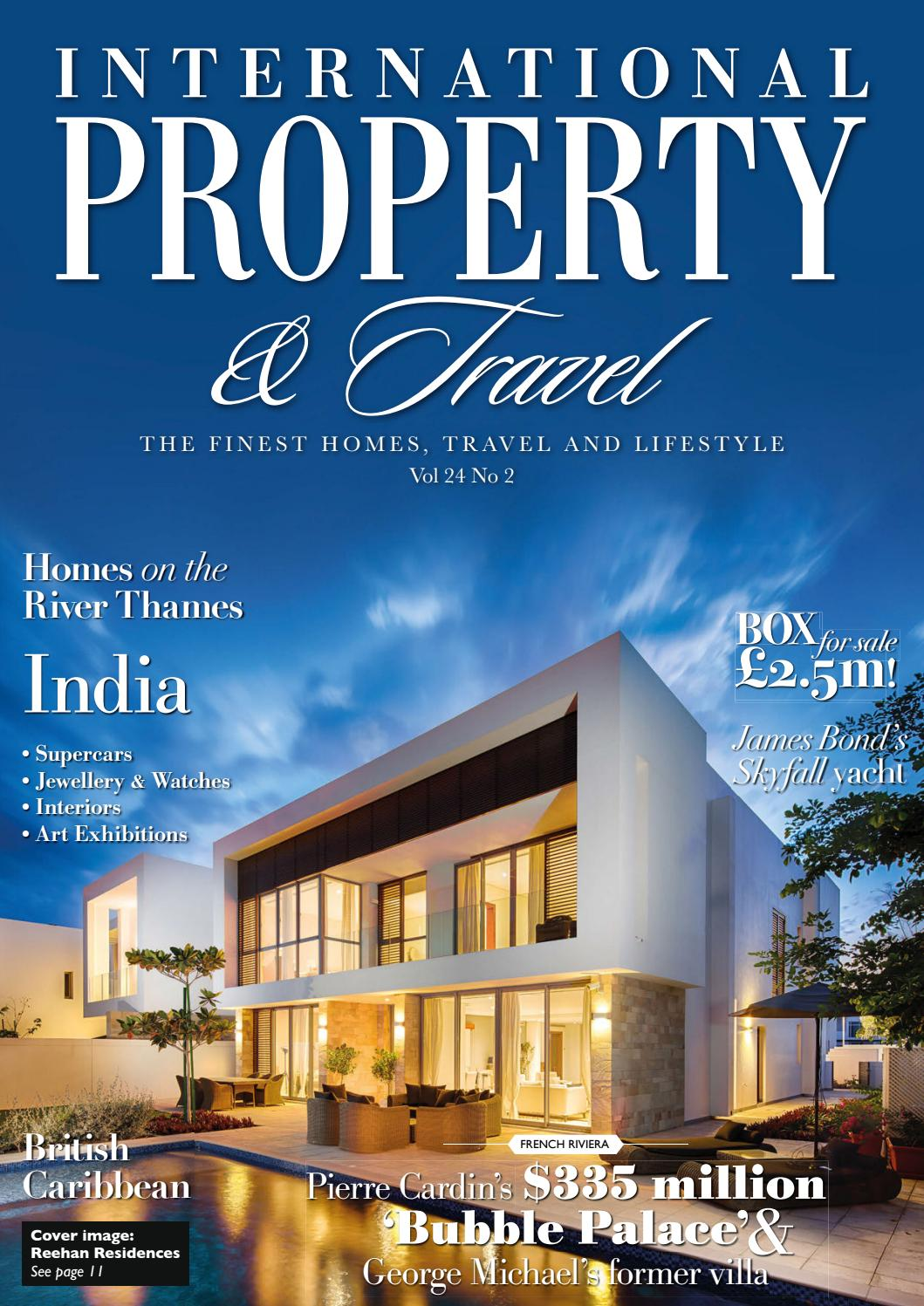 International property magazine - International Property Travel Volume 24 Number 2