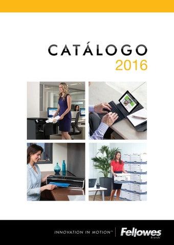 79d2637c7 Catálogo de fellowes general 2016 by LUIS - issuu