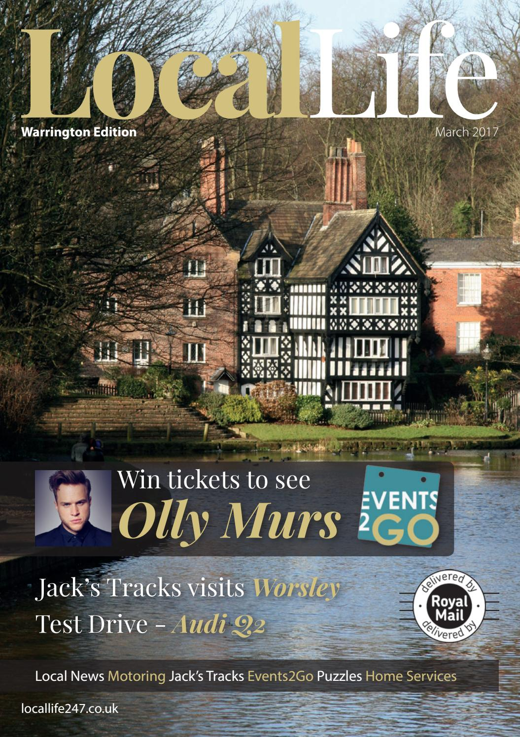 Local life warrington march 2017 by local life 247 ltd issuu aiddatafo Choice Image