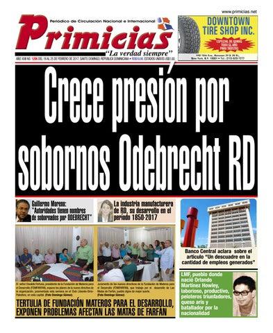 Primicias 1214 by Primicias Periodico - issuu