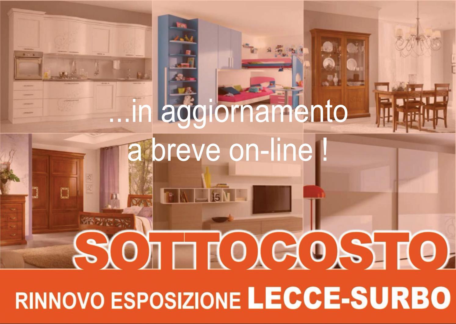 Rinnovo esposizione lecce surbo 2017 by asta mobili issuu for Saldi mobili 2016