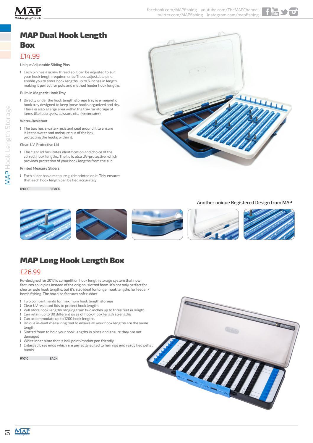 R1010 MAP Hooklength Box