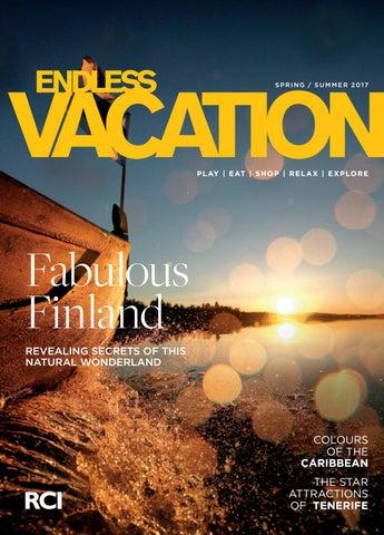 PEM002511 Endless Vacation magazine Spring/Summer 2017 UK by RCI ...
