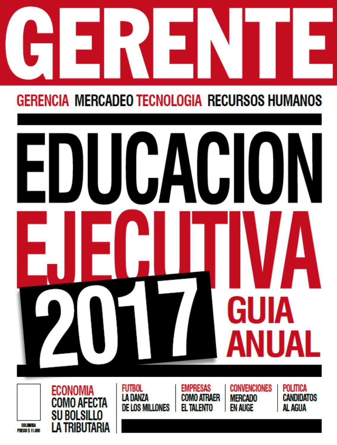 Revista Gerente Colombia 222 by REVISTA GERENTE - issuu