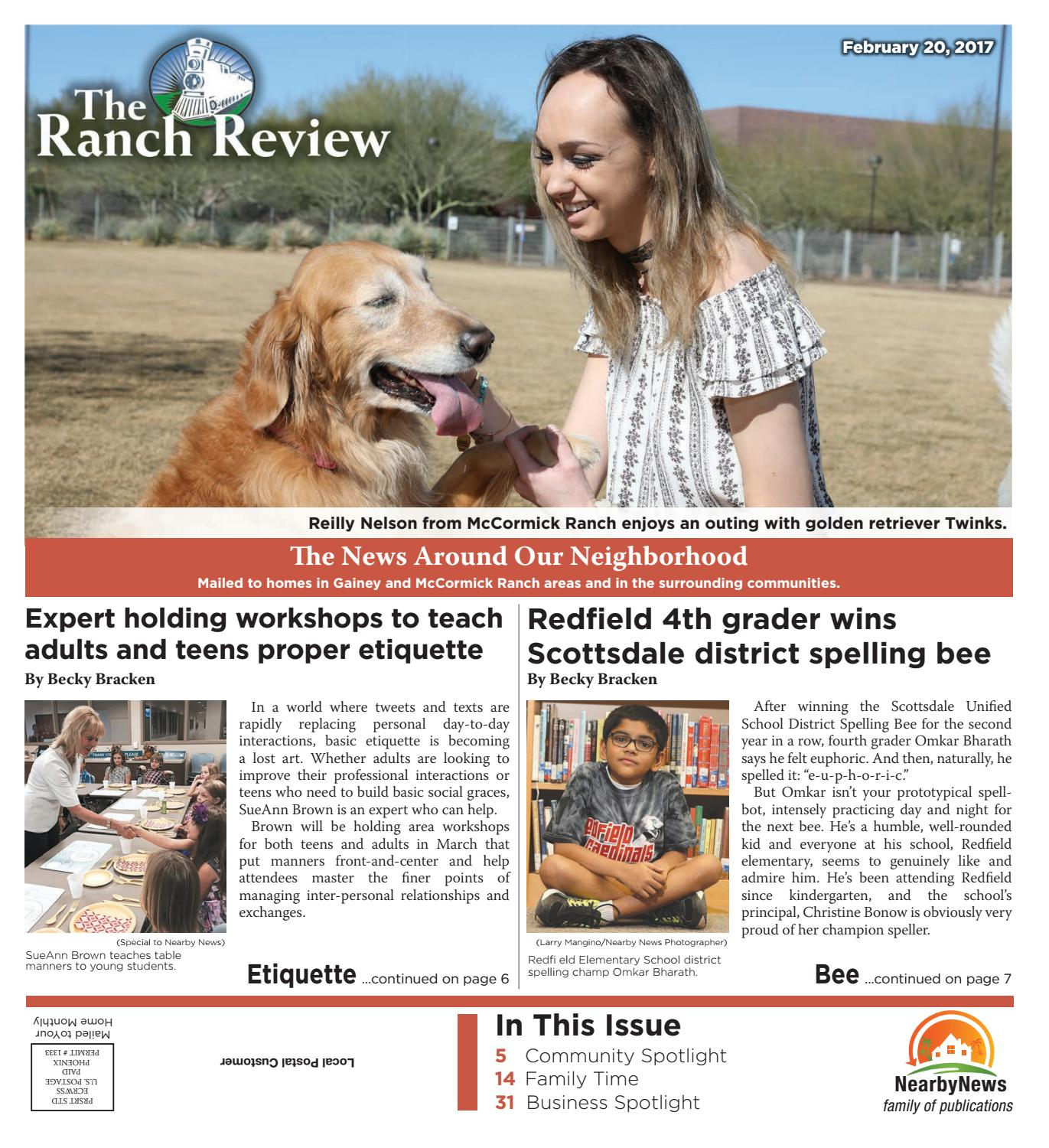 The Ranch Review - Feb.