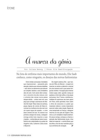 Page 120 of Ícone | A marca do gênio