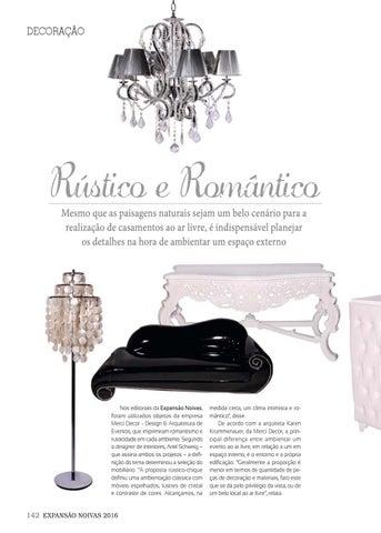 Page 144 of Decoração | Rústico e romântico