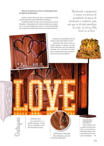 Page 145 of Decoração | Rústico e romântico
