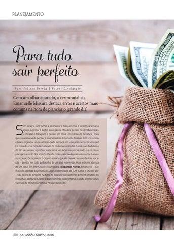 Page 152 of Planejamento | Para tudo sair perfeito