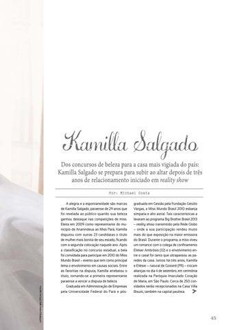 Page 45 of Grande dia | Kamilla Salgado