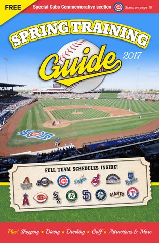 996ecb39222 Spring Training Guide 2017 by Times Media Group - issuu