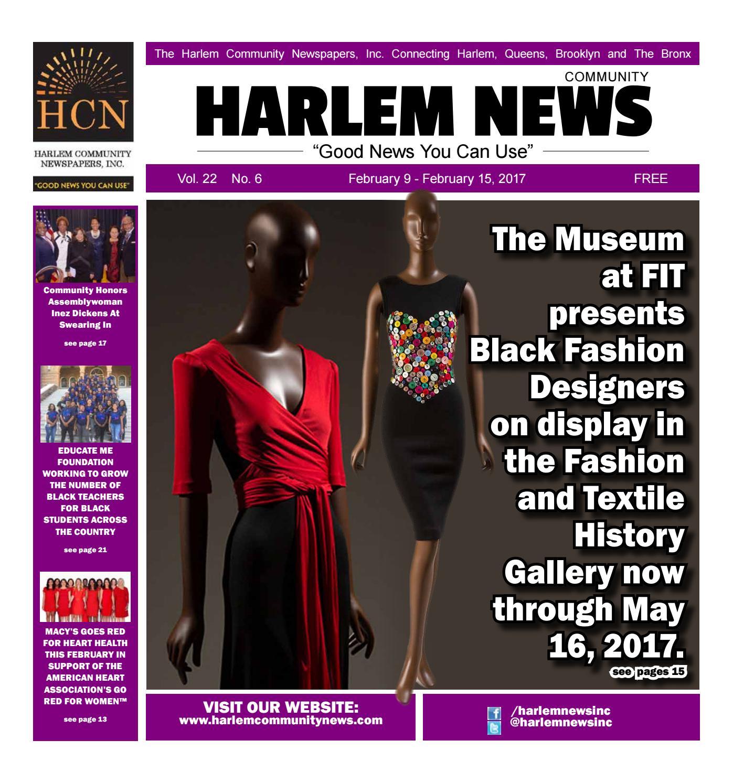 Harlem Community Newspapers | February 9, 2017