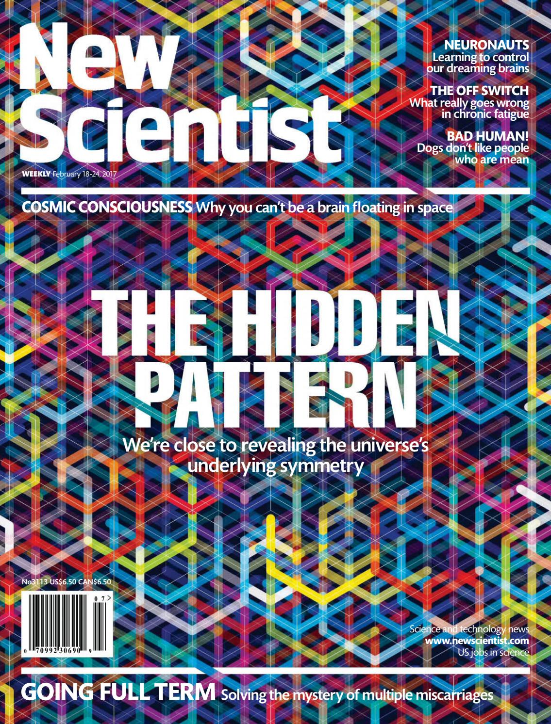New Scientist February 18 2017 by Javier Jambay - issuu