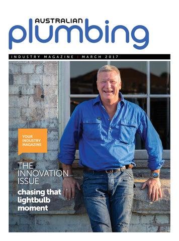 Master Plumber November December 2015 By Plumbers Association Of Queensland