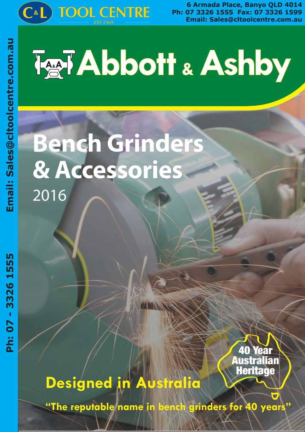 Fabulous Abbott And Ashby Bench Grinders And Accessories Product Ocoug Best Dining Table And Chair Ideas Images Ocougorg