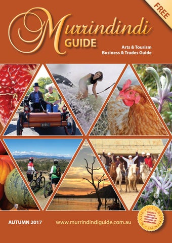 Arts & Tourism Business & Trades Guide