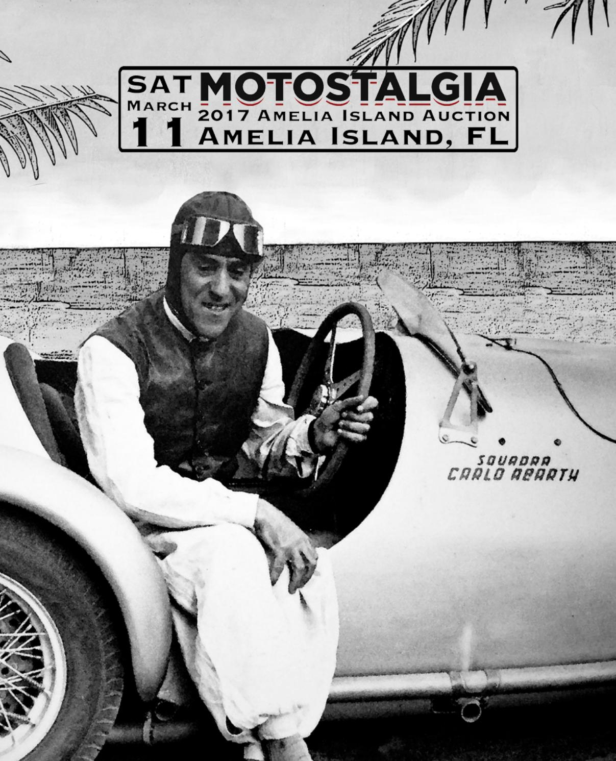 Motostalgia Catalog Amelia Island Auction 2017 By Issuu 1990 Oldsmobile 88 Royale Diagram Wiring Schematic