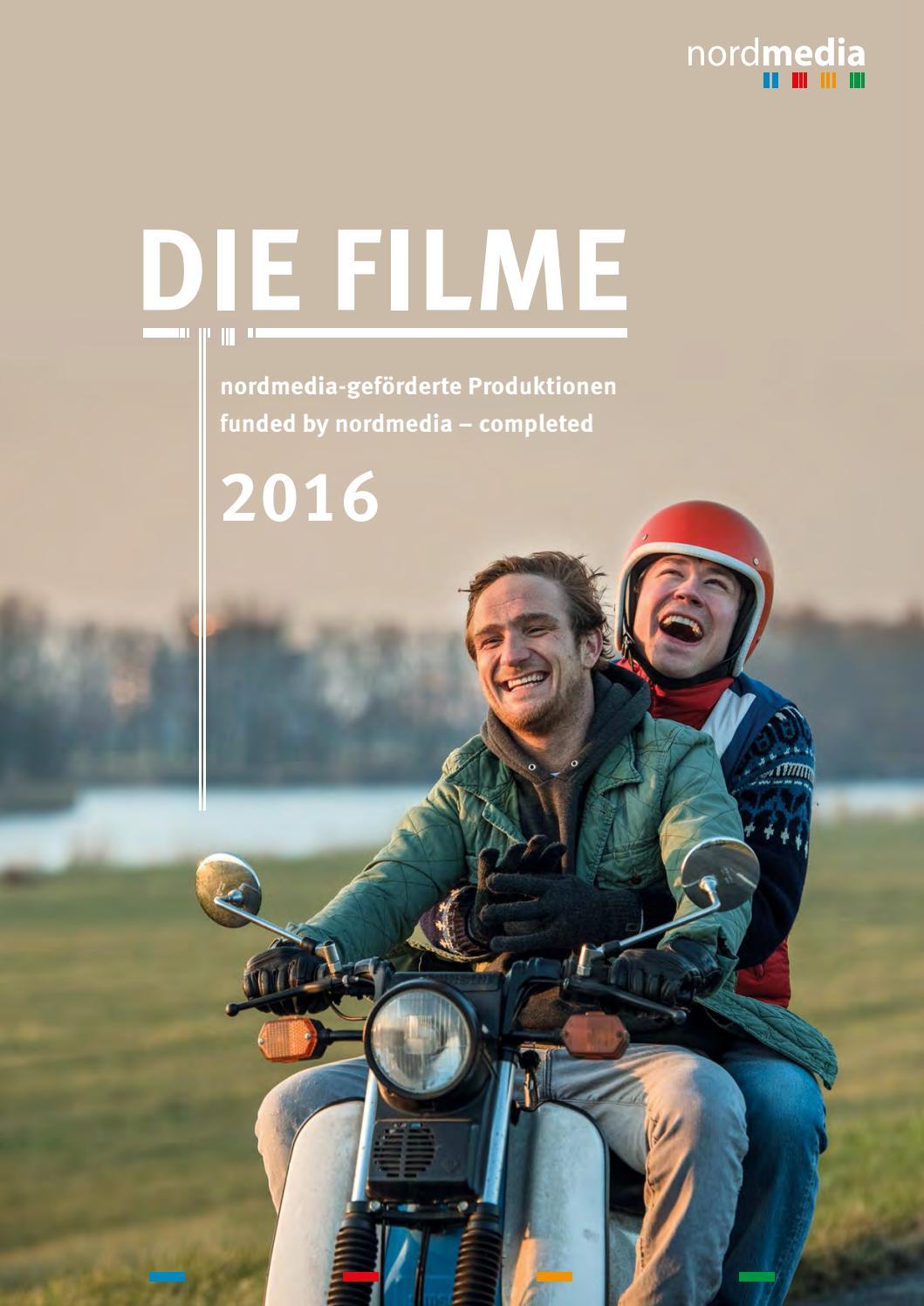 Nordmedia Die Filme 2016 By Nordmedia Film Und