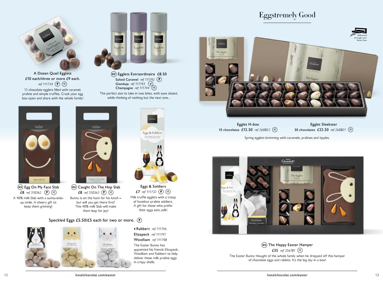 Easter gift guide 2017 by hotel chocolat issuu negle Gallery