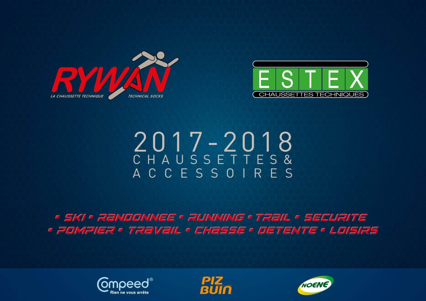 355f257b747 Catalogue RYWAN ESTEX 2017 2018 FRANCAIS by Rywan Talux - issuu