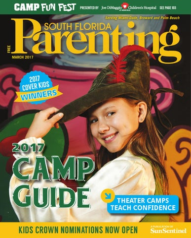 1b87d15ad12 South Florida Parenting March 2017 by Forum Publishing Group - issuu