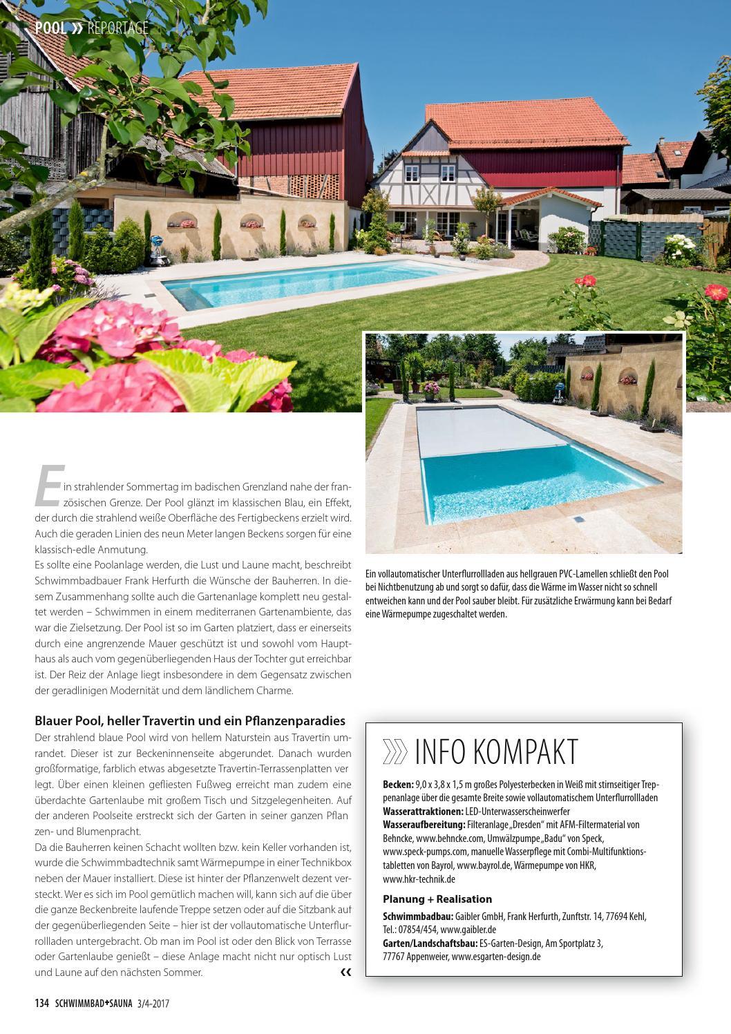 Herfurth Gmbh schwimmbad 3 4 2017 by fachschriften verlag issuu