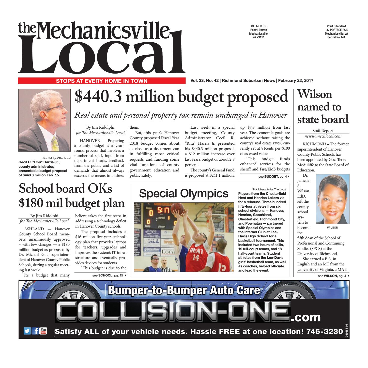 02 23 17 by the mechanicsville local issuu