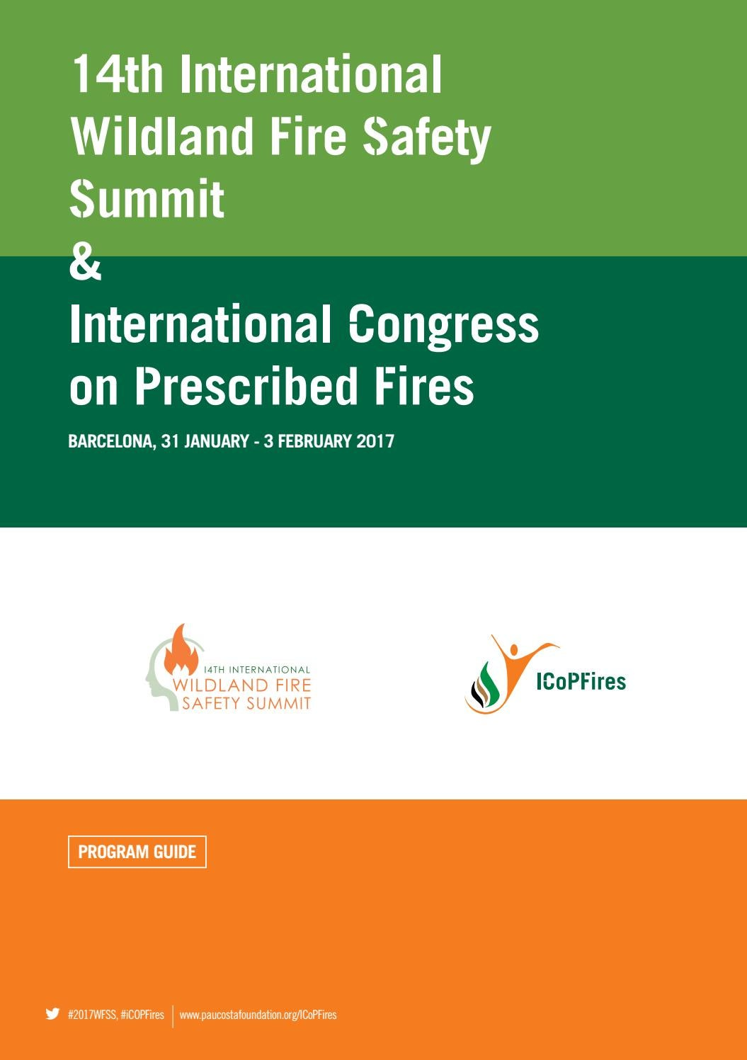 foto de 14th Int'l Wildland Fire Safety Summit & Int'l Congress on ...