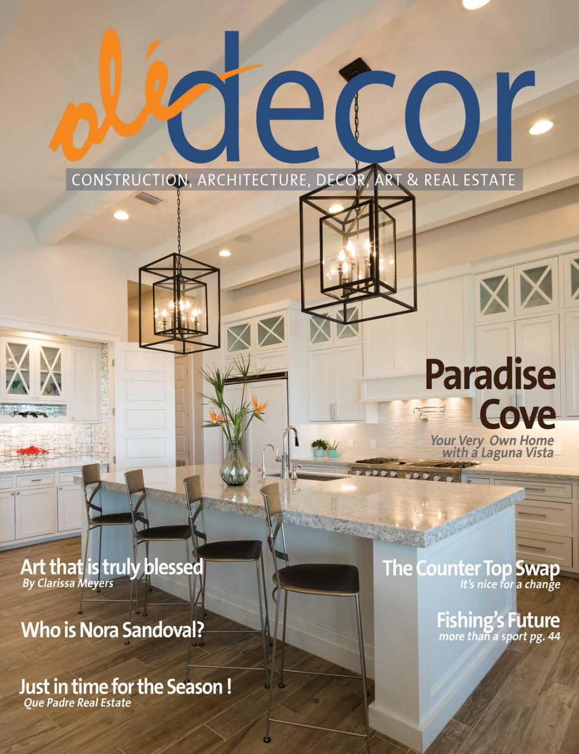 ole decor magazine spring 2017 - Decor Magazine