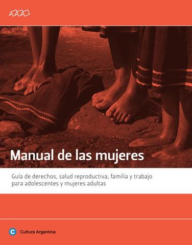 b7aefb102 Manual de las mujeres. Guía de derechos