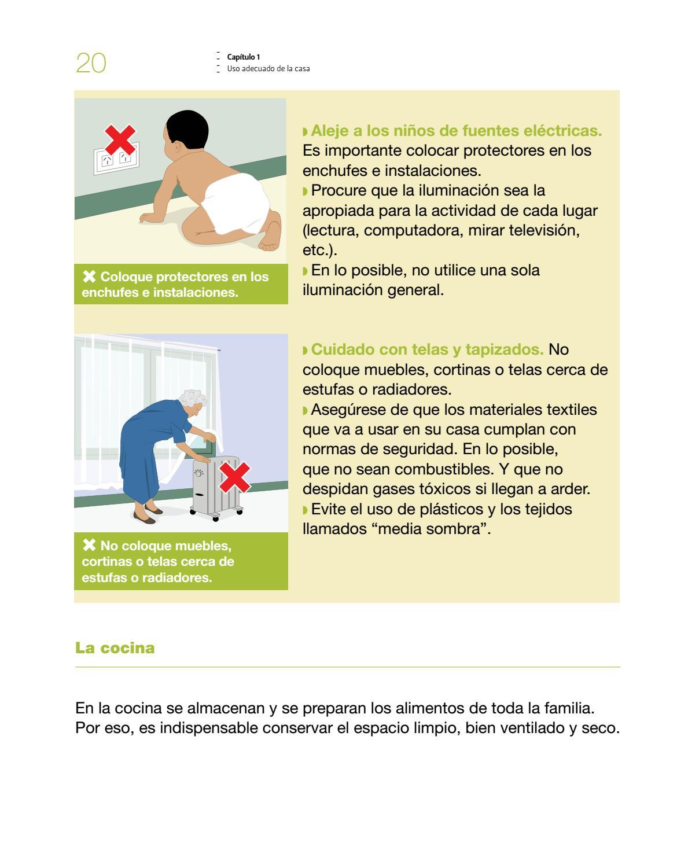 Manual Del Hogar Gu A Para El Mantenimiento De La Casa Y La  # Muebles No Toxicos