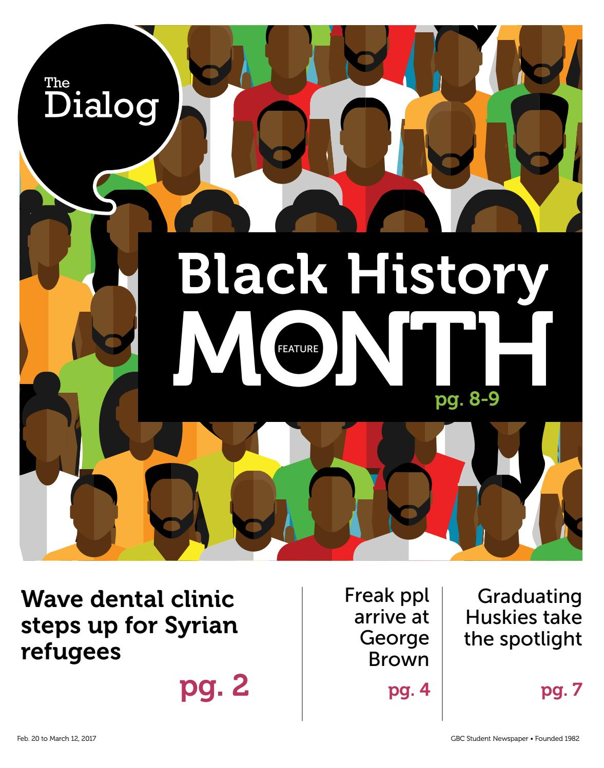 The Dialog, Feb  20 to March 12, 2017 by The Dialog - issuu
