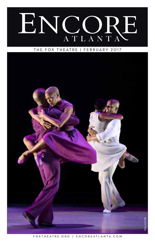 Hennessy Lexus Atlanta >> FOX Encore :: February 2017 :: Alvin Ailey American Dance ...