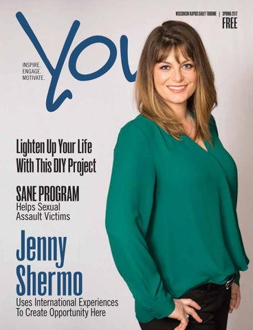 e83511329c Wisconsin Rapids YOU Magazine. Spring 2017. by Gannett Wisconsin ...