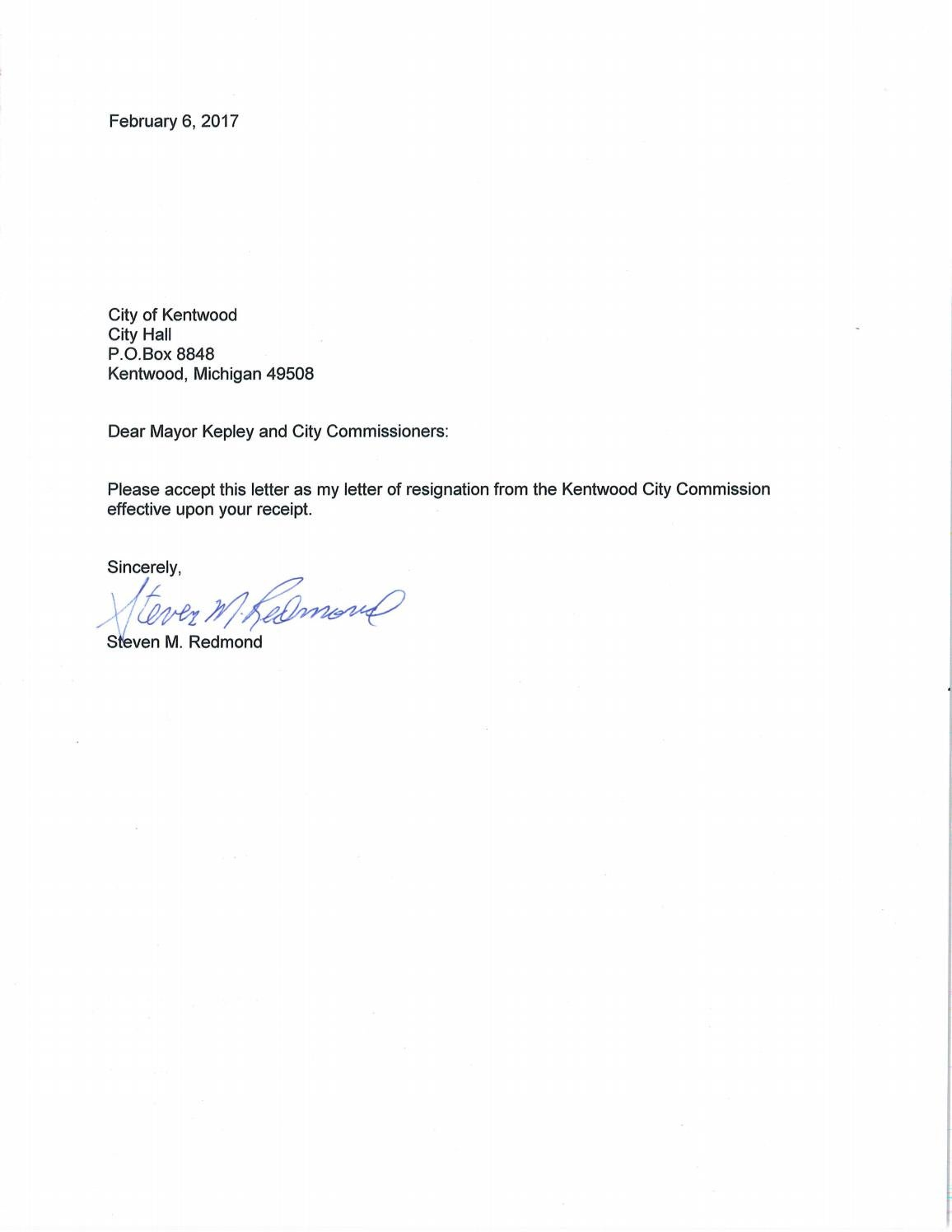kentwood commissioner accused of making threatening call to resign redmond letter 1 month ago amybiolchini7